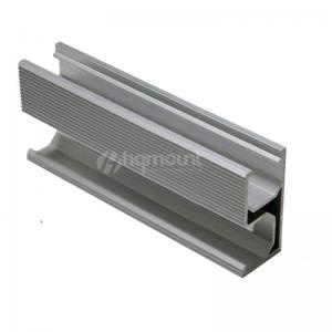 Solar panel mounting aluminium Rail W50