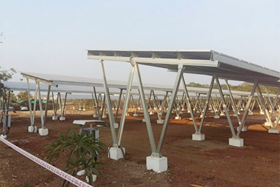 HQ MOUNT Solar Roof and Ground Mounting System To Kenya